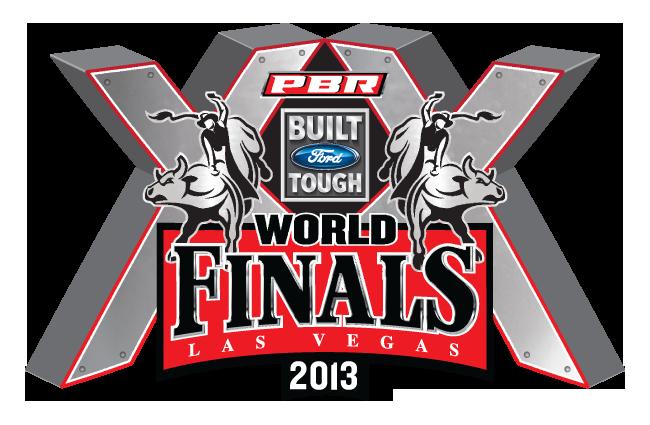 2013 Pbr Built Ford Tough World Finals