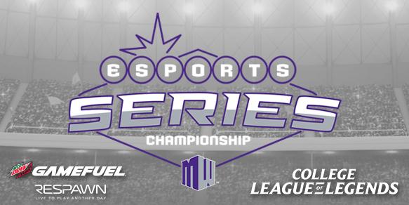 UNLVtickets - Mountain West Esports Series Championship
