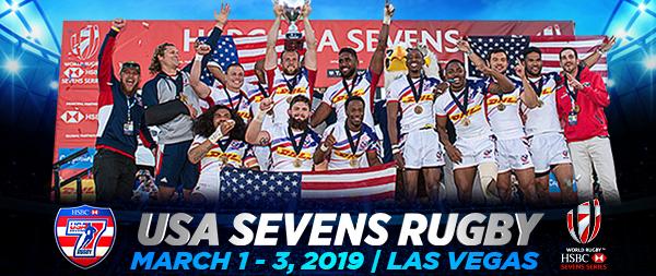 Resultado de imagen para rugby seven de las vegas 2019