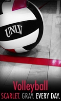 UNLV Rebel Volleyball