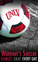 UNLV Rebel Women's Soccer