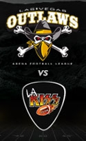 Las Vegas Outlaws vs. LA Kiss