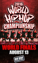 2016 World Hip Hop Dance Championship Final