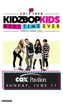 Kidz Bop Kids Best Time Ever Tour