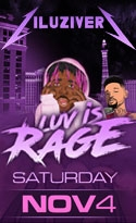 Luv Is Rage: Featuring Lil Uzi Vert- PNB Rock - SOB X RBE - and more