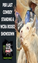 PBR Last Cowboy Standing presented by Ariat
